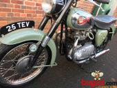 BSA A7 SS For Sale - 1960 Reg - 500cc Twin, Shooting Star, Original Reg, Lots of £ spent