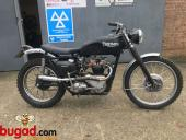 DUE IN - Triumph 6T Thunderbird 650cc 1958