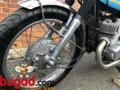 Suzuki T500 Titan For Sale - 1974 Reg - 500cc Two Stroke, Expansion Cans